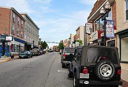 Elkton, Maryland.