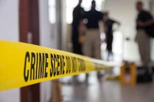 Crime Scene Ribbon